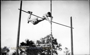 public domain pole vault photo