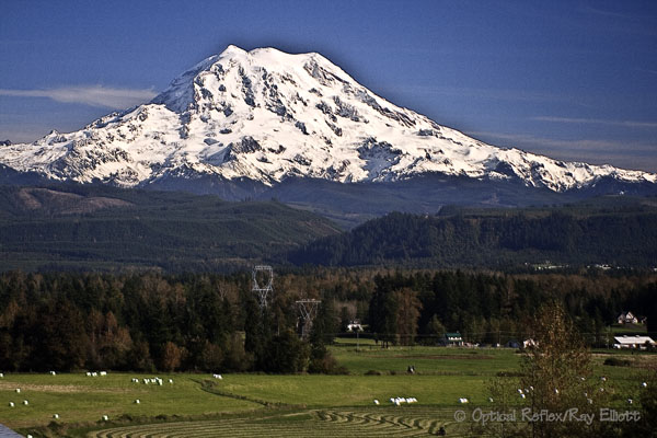 Rainier from West Graham