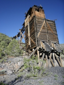 lincoln county Nevada mine blog