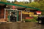 Highland Restaurant, former basement of the Ashford shcool