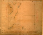 Township 20 North, Range No. 2 East Willamette Meridian - Contracted 4/24/1855